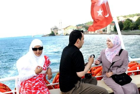 запреты в Турции