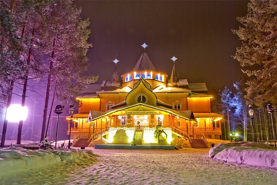 экскурсионные туры новый год 2012