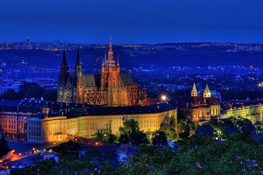 Туры Новый год 2012 Чехия