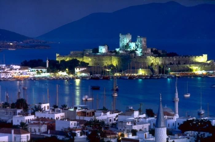 туры новый год 2012 Турция